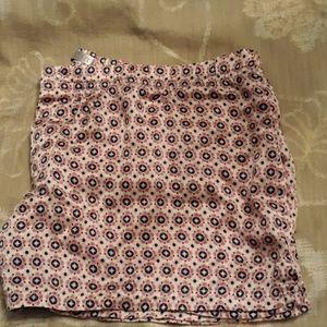 Victoria's secret silk PJ short bottoms